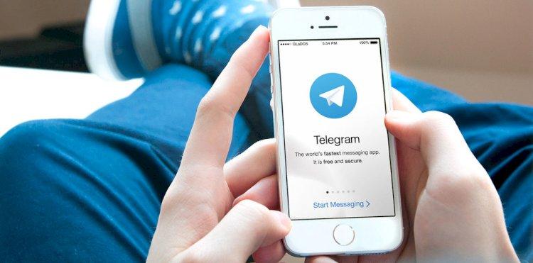 Telegram'a Grup Görüntülü Sohbet